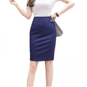 Women Fashion Pencil Skirt