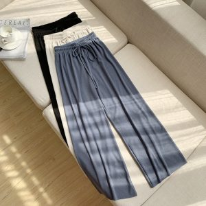 Silky Loose Pant For Women