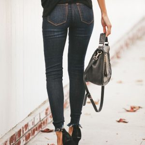 2020 Stretch Women Jeans