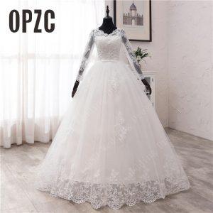 Spring Light Wedding Dress