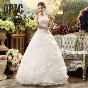Princess Lace Wedding Dresses