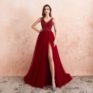 Sexy Beading Prom Dresses