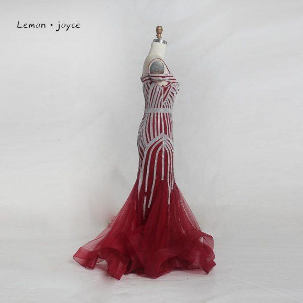 Crystal Diamonds Evening Dresses