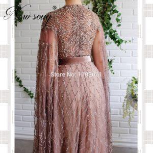 Dubai Beaded Evening Dresses