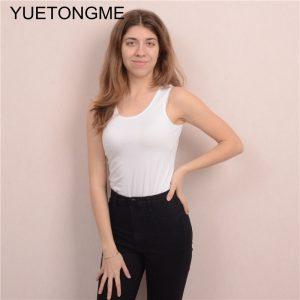 Women Solid Camis Vest