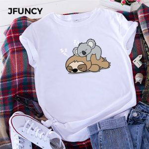 Printed Women T Shirt