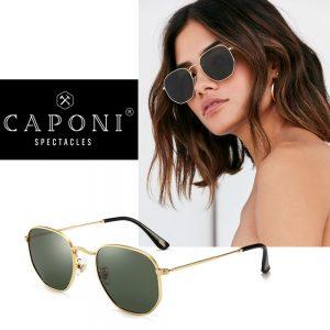 Classic Reflective Sunglasses