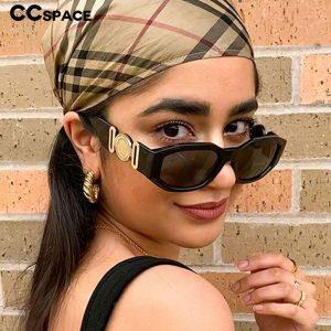 Luxury Small Frame Sunglasses