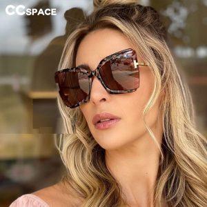 Cat Eye Square Sunglasses