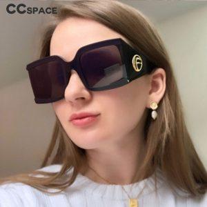 Big Frame Square Sunglasses