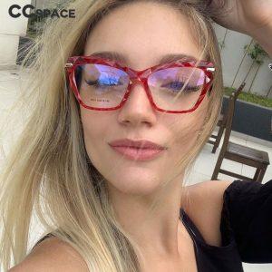Fashion Square Glasses Frames