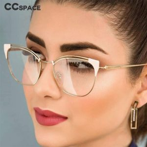 Simple Metal Glasses Frames