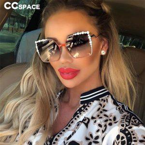 Luxury Metal Frame Sunglasses