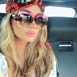 Celebrity Glasses Retro Eyewear