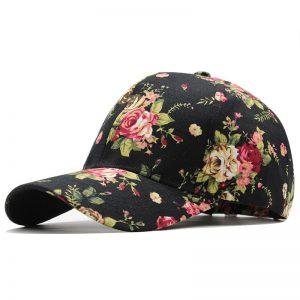 Solid Print Ladies Hats