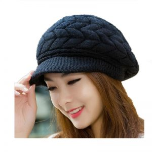 Fleece Inside Knitted Hats