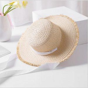 Handmade Weave Sun Hats