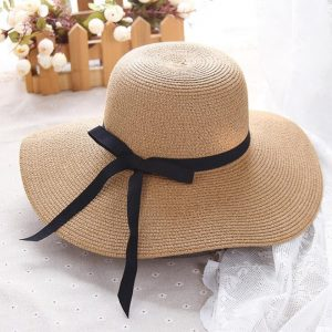 Big Wide Brim Beach Hat