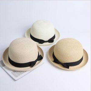 Straw Fedora Panama Hat