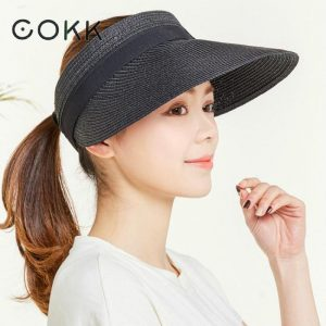 Beach Outdoor Straw Hat