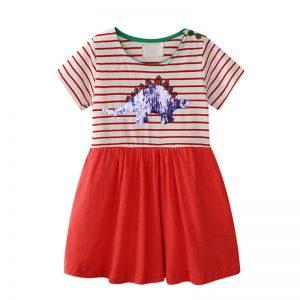 Kids Clothes Summer Dress