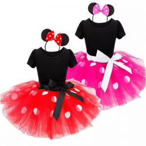 Fantasy Mouse Kids Dresses