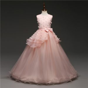 Fashion Flower Girl Dress