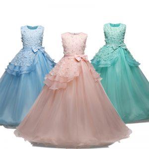 Fashion Flower Girl Dress