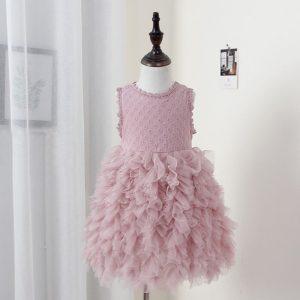 Fluffy Cake Smash Dresses