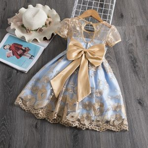 Vintage Girls Summer Dress