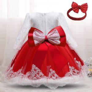 Girls Birthday Dress For Baby