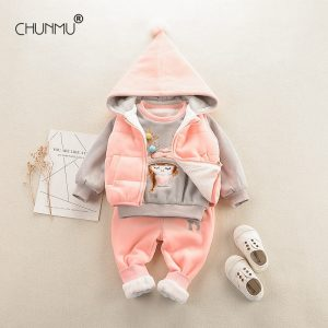 Children's Clothing Winter Suit