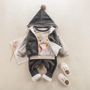 Children's Clothing Winter Suit