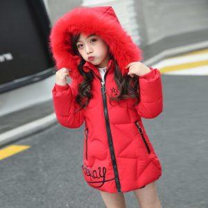 2021 Children Winter Jacket