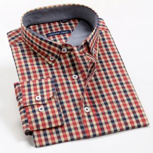 Casual Classic Plaid Shirts