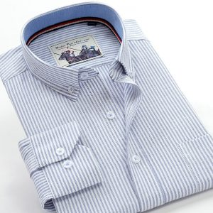 Business Casual Striped Shirts