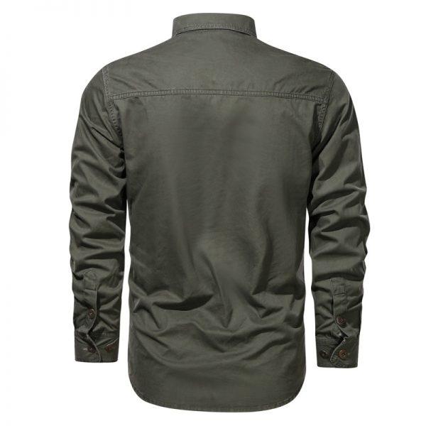 100% Cotton Men's Shirts