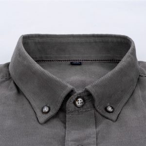 Casual Corduroy Cotton Shirts