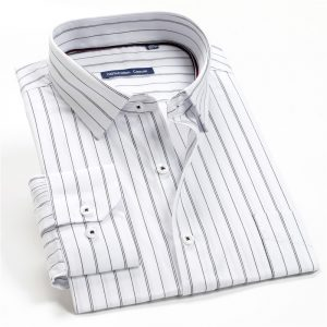 Business Cotton Loose Shirt