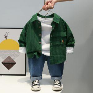 Denim Children Clothing Jacket