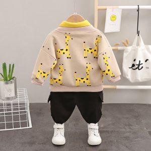 Design Patterned Suit for Infant
