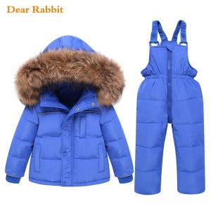 Fur Children Clothing Jacket