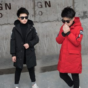 Fur Children Clothing Coat