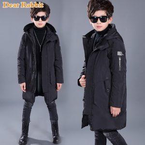 Zipper Pocket Fur Overcoat