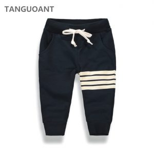 Boys Athletic Pants Trousers