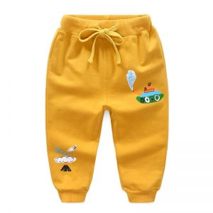 Baby Trousers Cartoon Pants