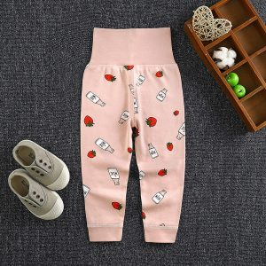 Cotton Children Clothing Shorts