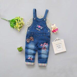 Denim Children Clothing Jeans