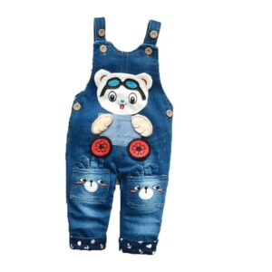 Boys Overalls Jeans for Infant