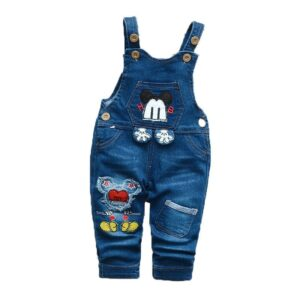 Baby Boys Girls Overalls Pants